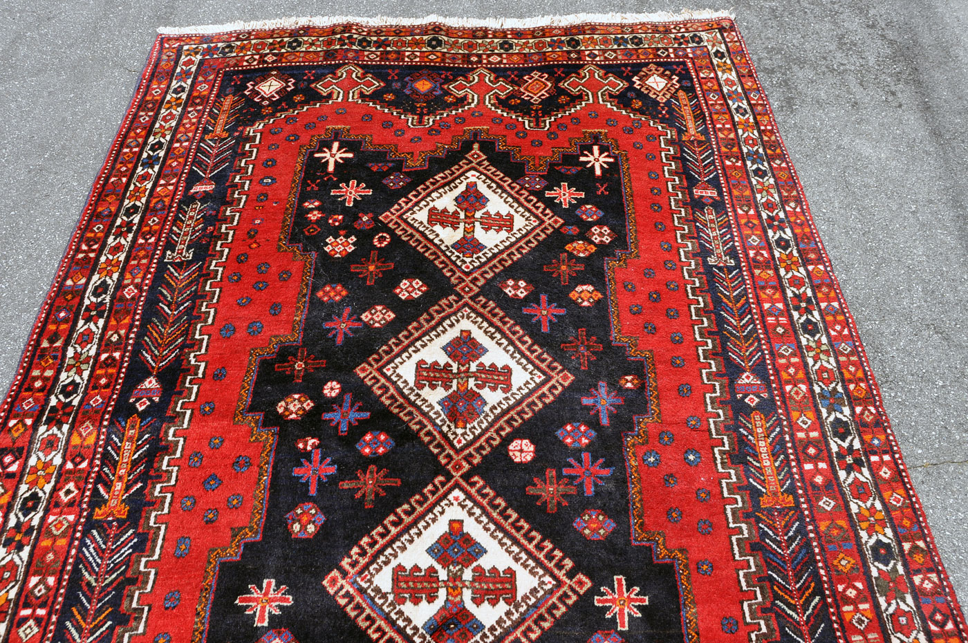 Afshari Geometric Carpet