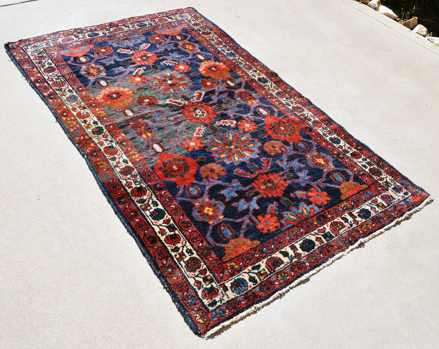 Kurdish Antique Rug