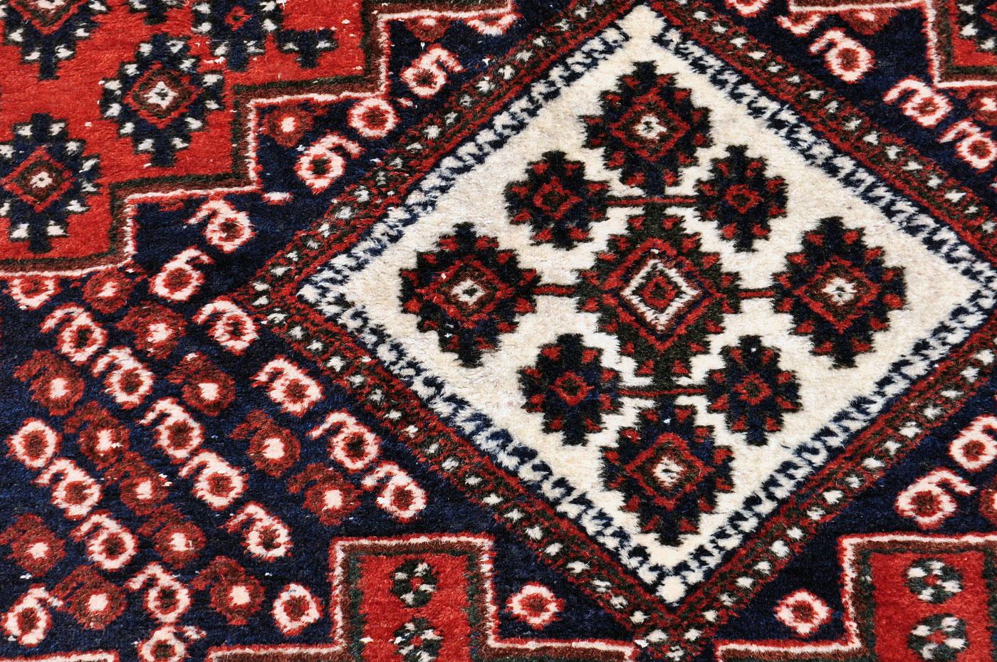 Persian Afshari Rug