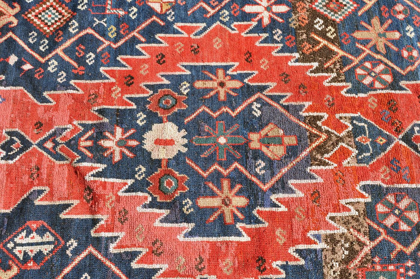 Caucasian Rug — 1913 date