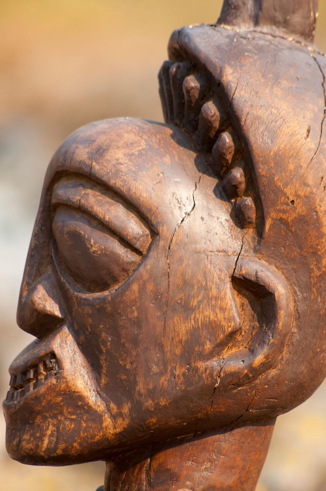 Huge Songye Sculpture