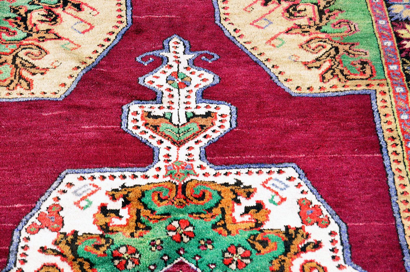 Fabulous turkish Village Rug