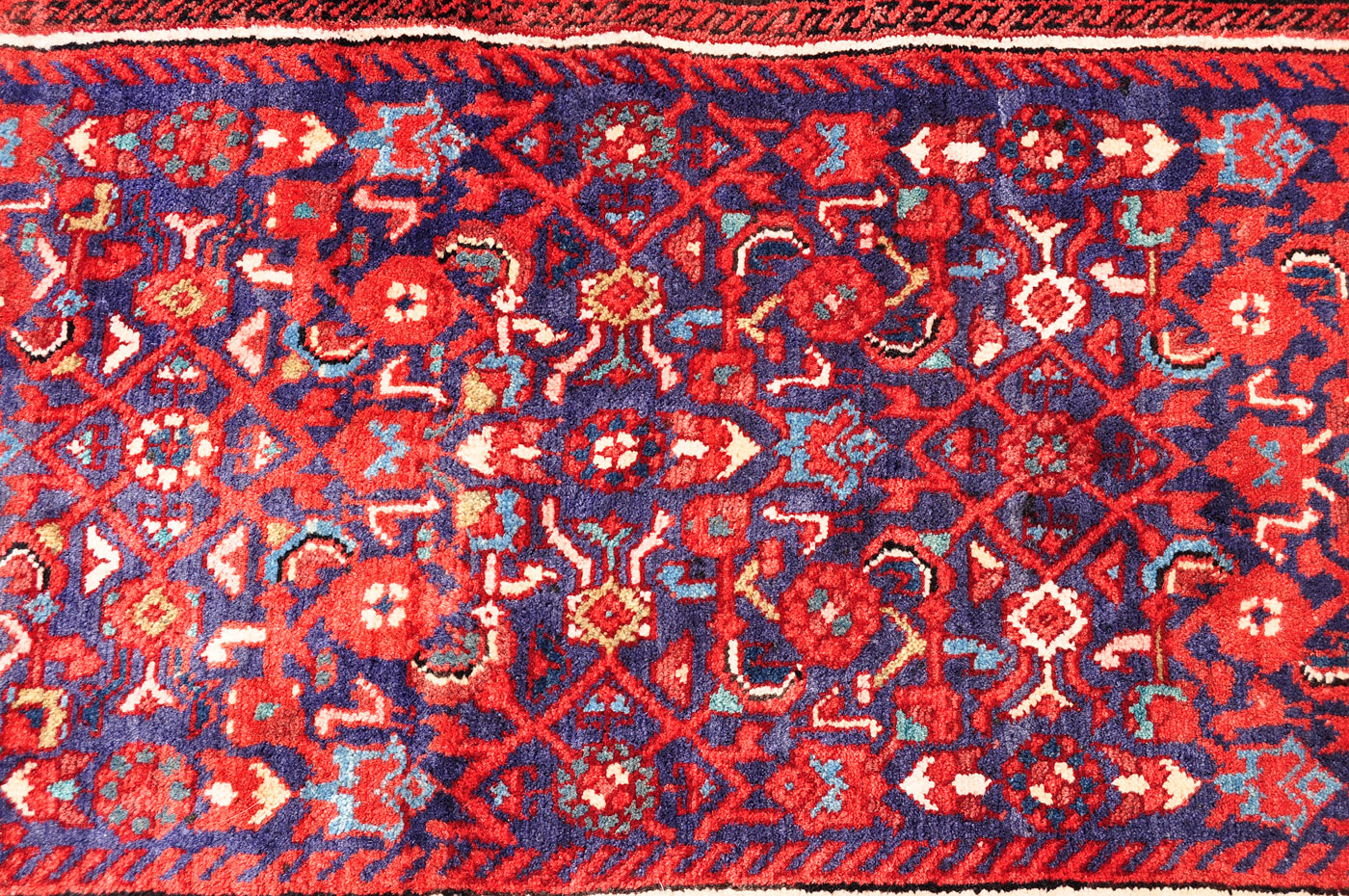 Herati Persian Runner