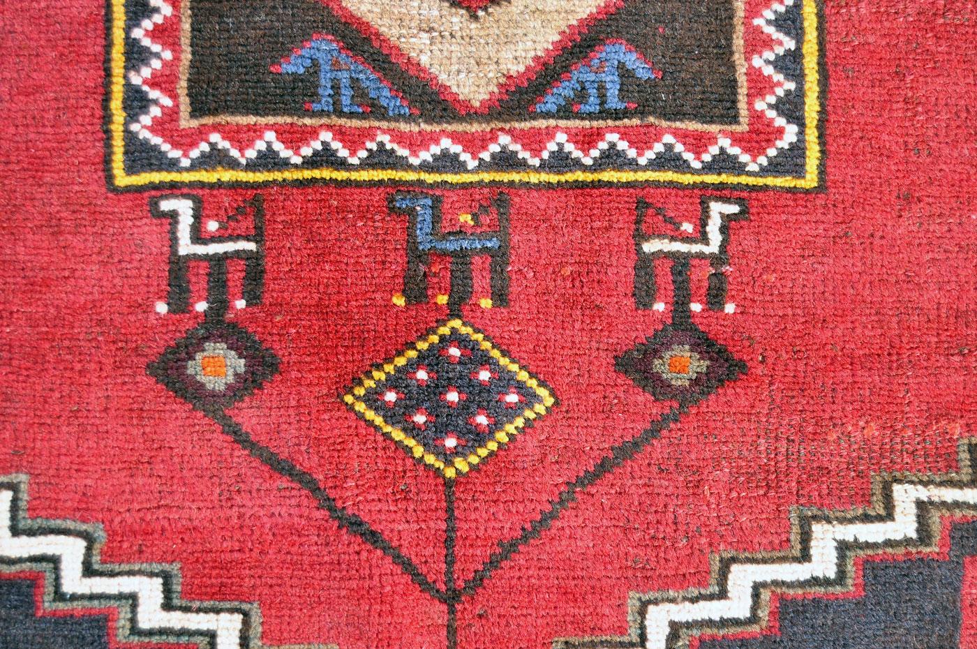 Kurdish Animal Icon Rug