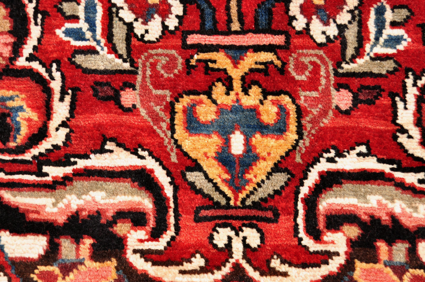 Borchelu Persian Art Deco Rug