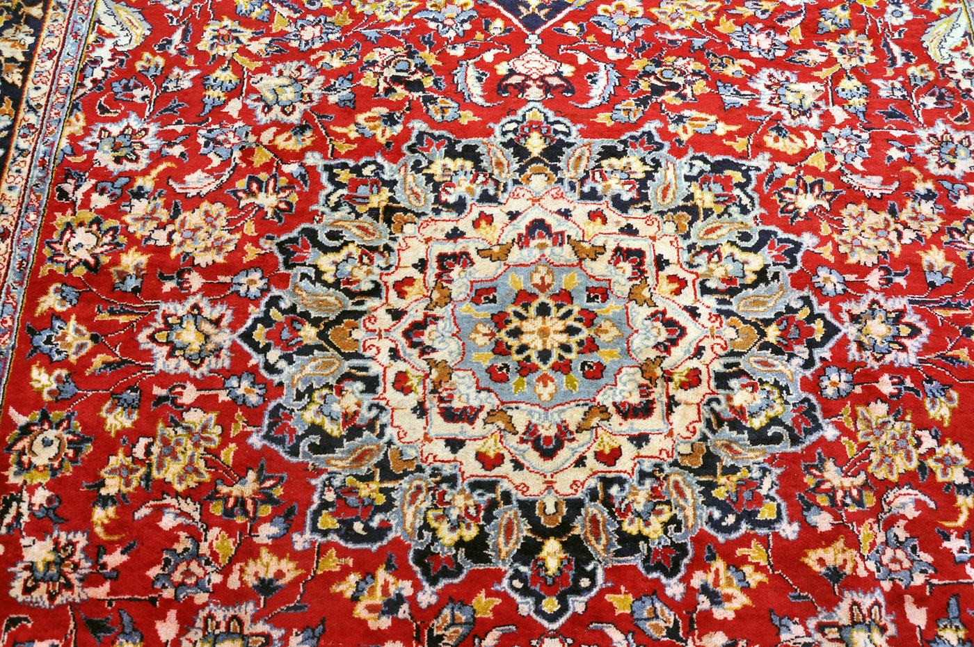 Persian large Isfahan Rug
