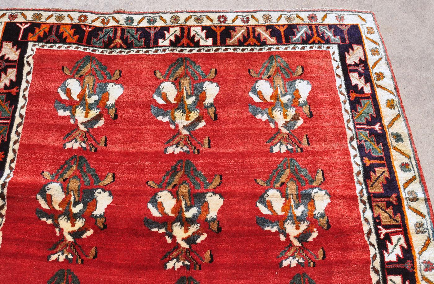 Qashqai Floral rug