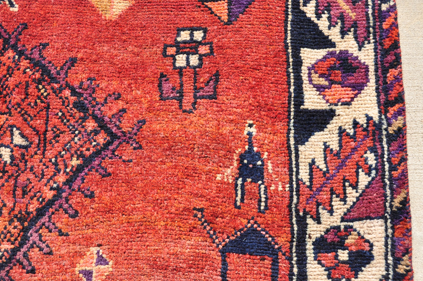 Shirazi Tribal Rug