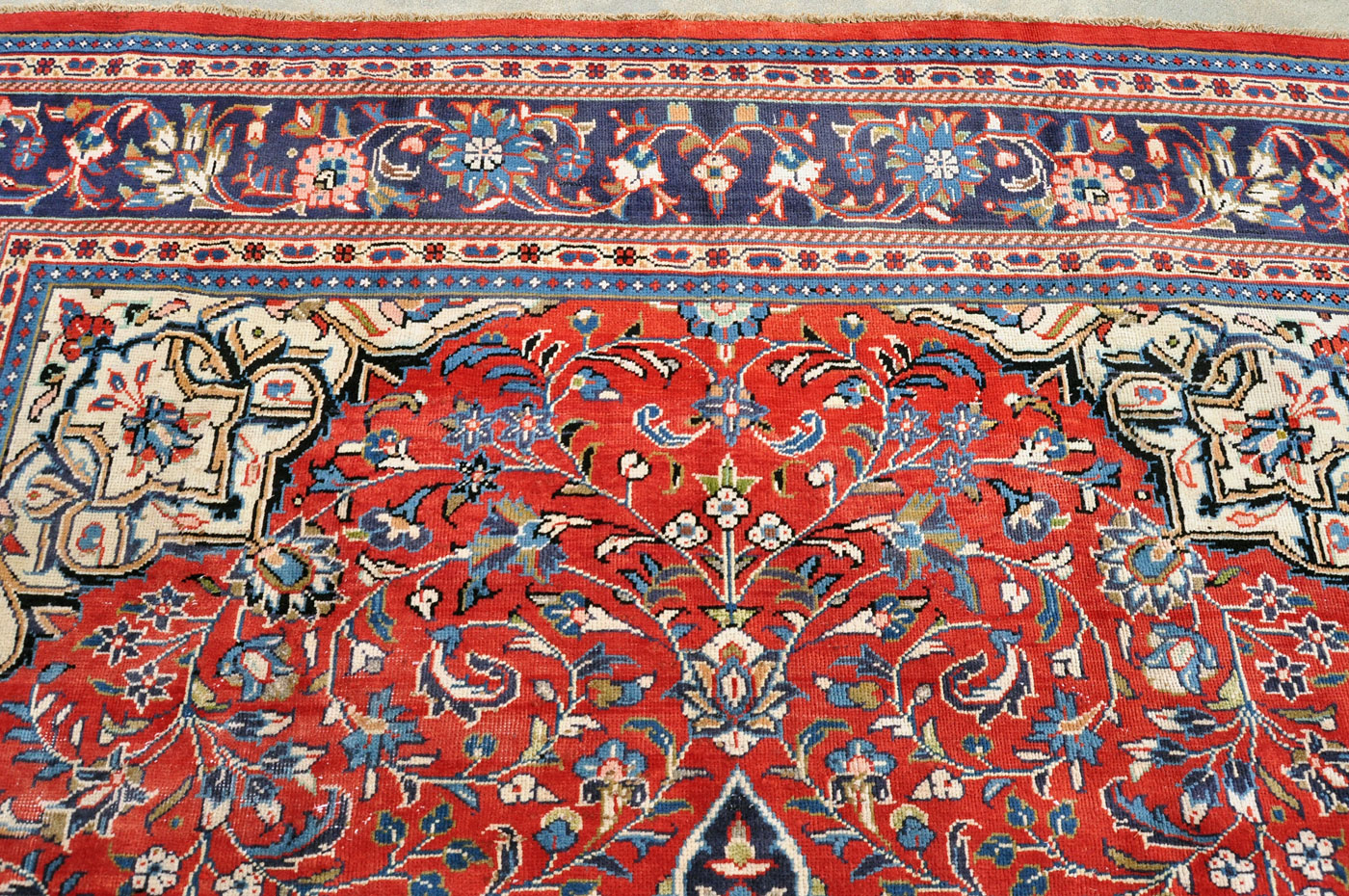 Large Persian Shah Abbas Carpet