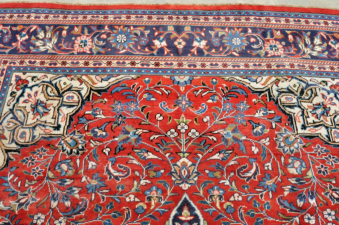 Large Persian Shah Abbas Carpet