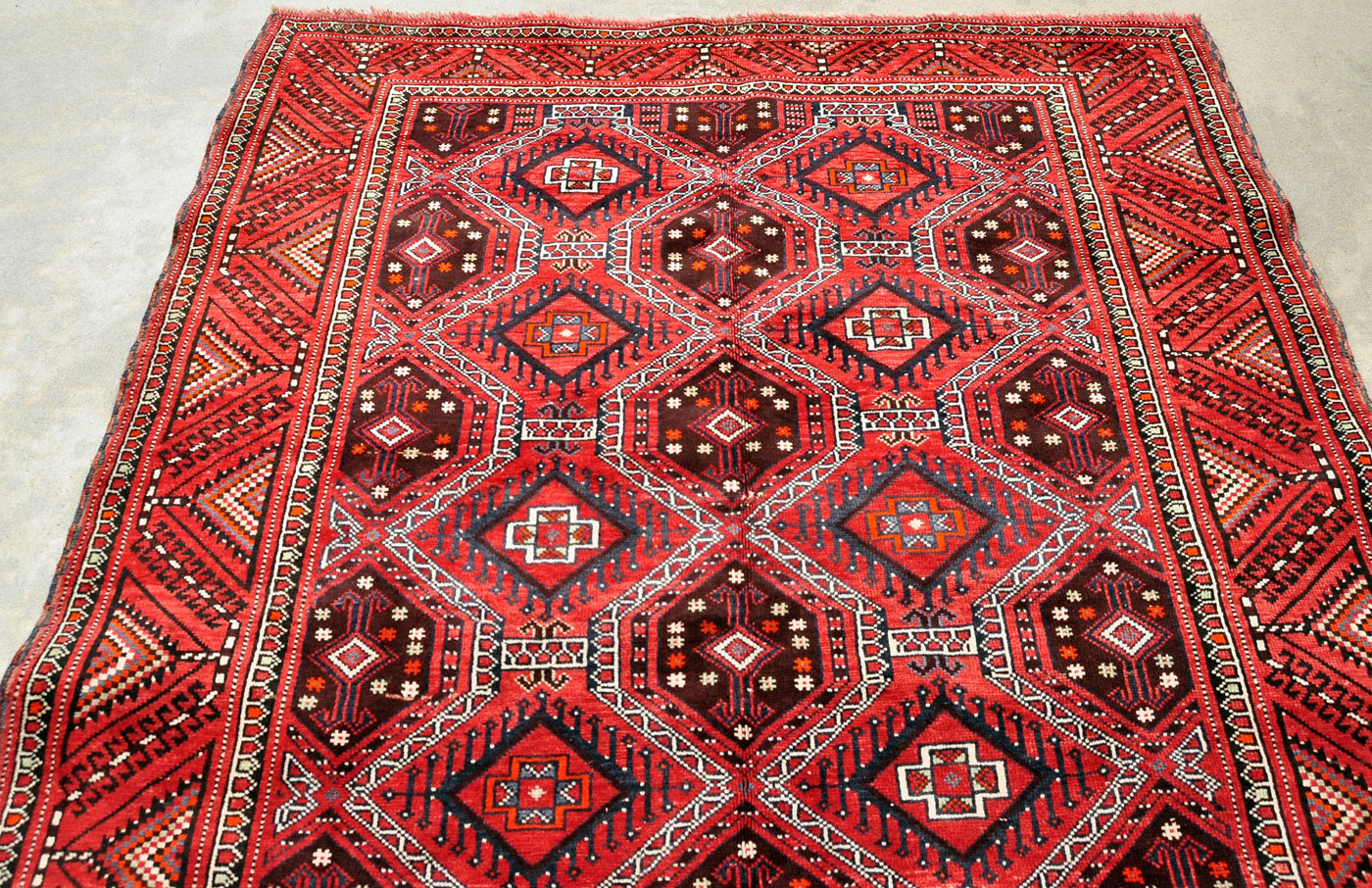 Amazing Persian Tribal Rug