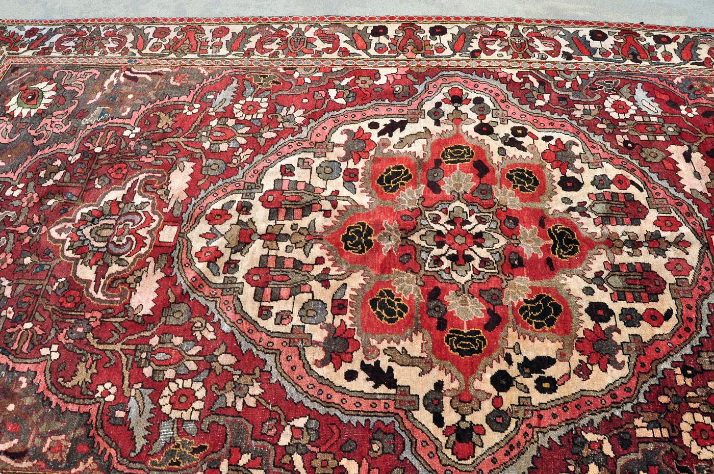 Persian Bakhtiar Carpet