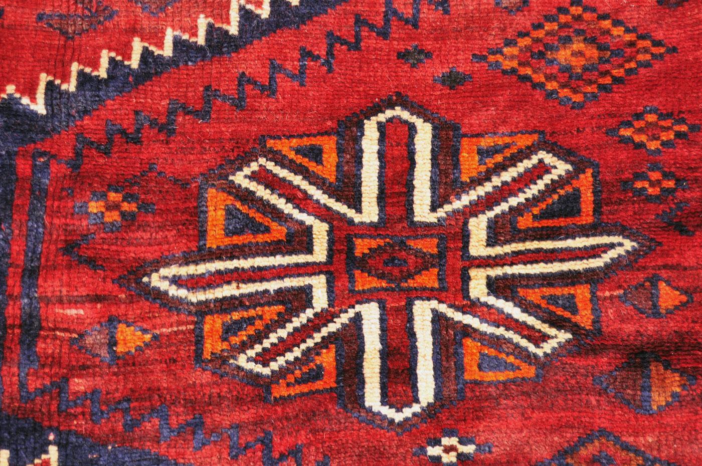 Geometric Tribal Shiraz Rug