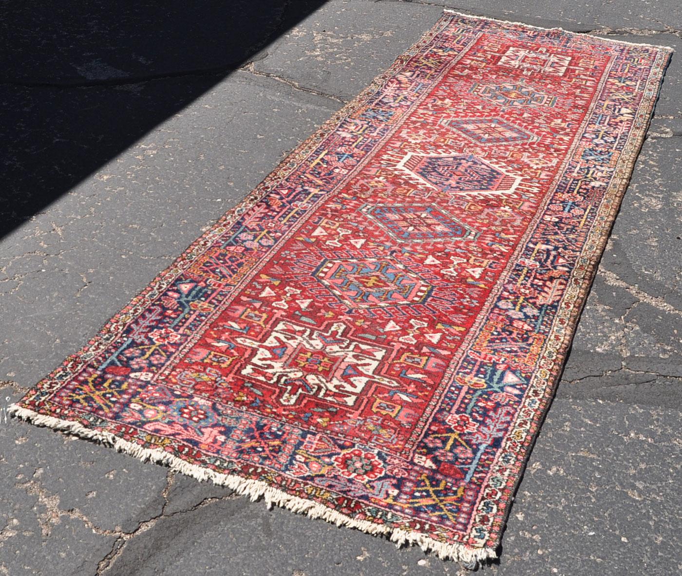 Tribal karaja Persian Rug
