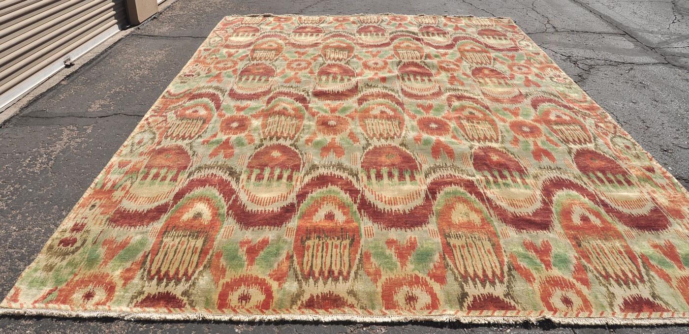 IKAT carpet